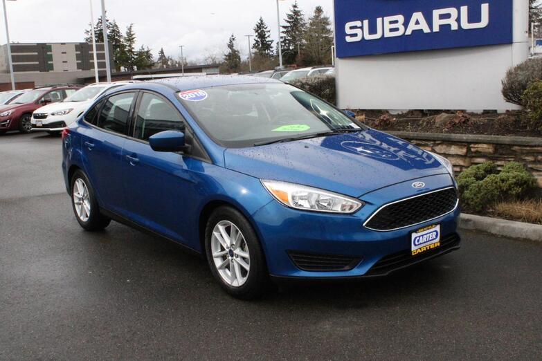2018 Ford Focus SE Seattle WA