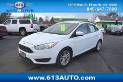 2018_Ford_Focus_SE Sedan_ Ulster County NY