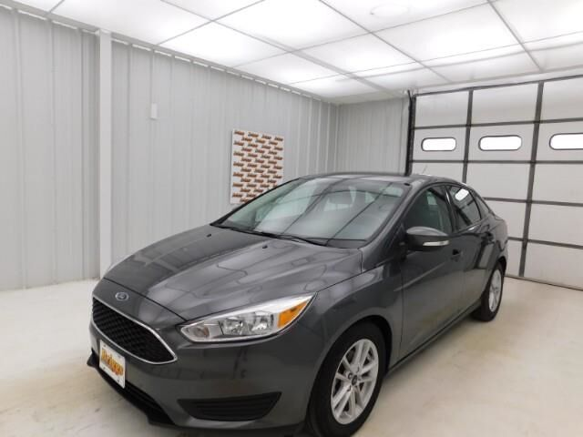 2018 Ford Focus SE Sedan Manhattan KS