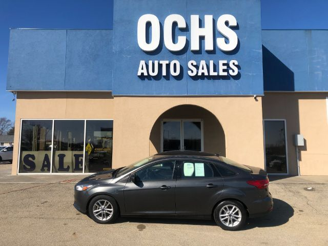 2018 Ford Focus SE Sedan Perryville MO