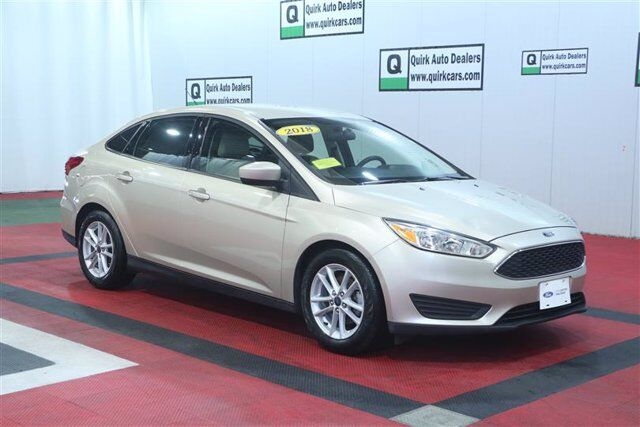 2018 Ford Focus SE Sedan Quincy MA