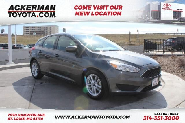 2018 Ford Focus SE St. Louis MO