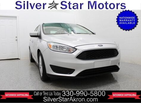 2018 Ford Focus SE Tallmadge OH