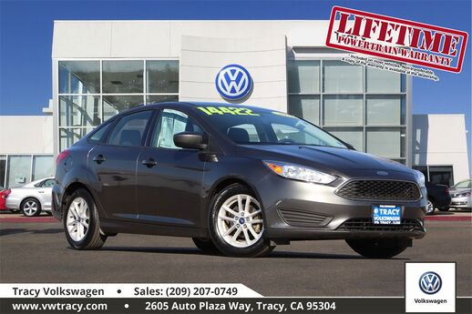 2018 Ford Focus SE Tracy CA