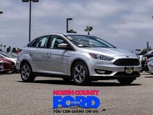 2018_Ford_Focus_SE_ Vista CA