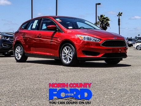 2018 Ford Focus SE Vista CA