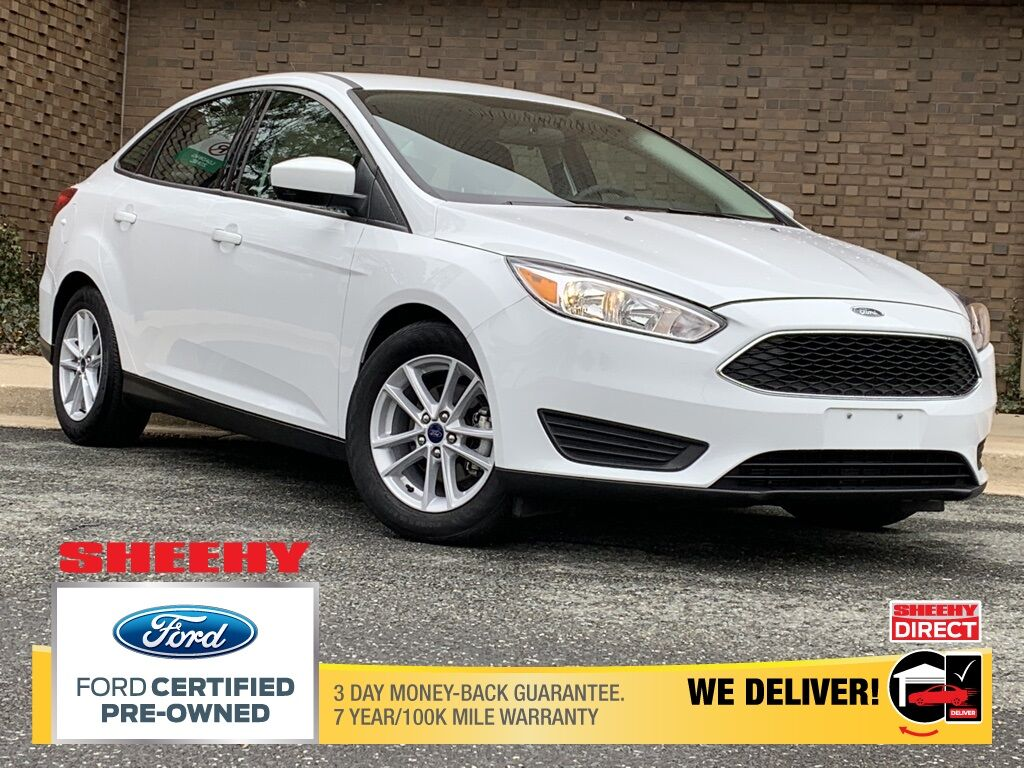 2018 Ford Focus SE Gaithersburg MD