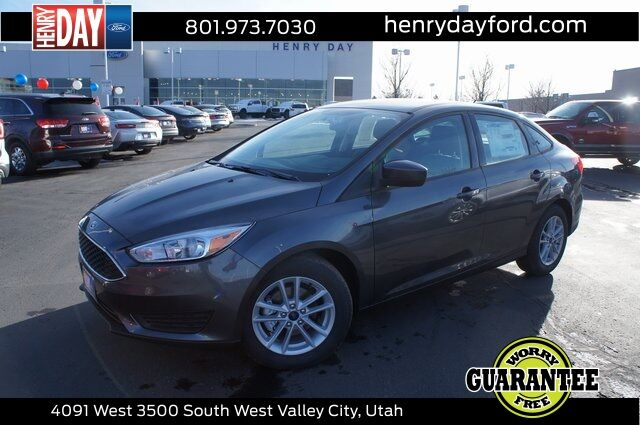 2018_Ford_Focus_SE_ West Valley City UT