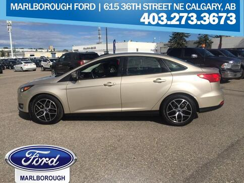 2018_Ford_Focus_SEL  - Certified - Sunroof -  Bluetooth_ Calgary AB