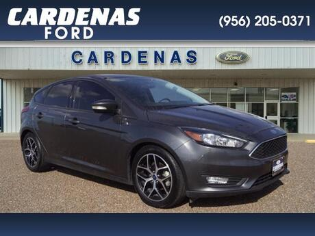 2018 Ford Focus SEL Brownsville TX