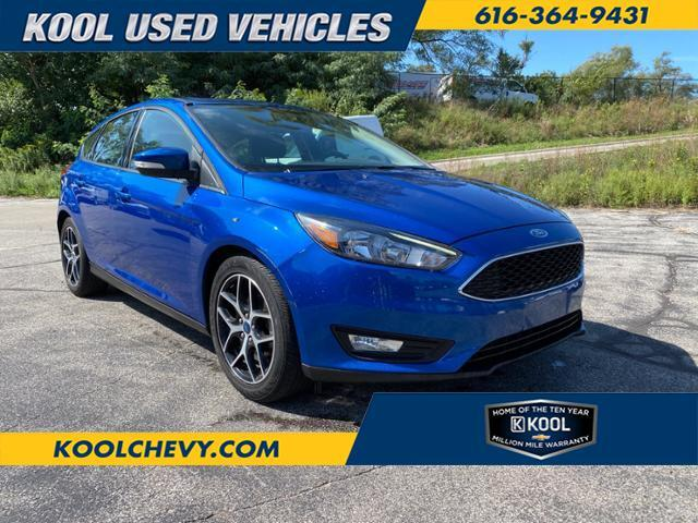 2018 Ford Focus SEL Grand Rapids MI