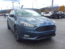 2018_Ford_Focus_SEL Hatch Back_ Penticton BC