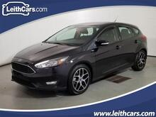 2018_Ford_Focus_SEL Hatch_ Cary NC