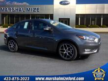 2018_Ford_Focus_SEL_ Chattanooga TN