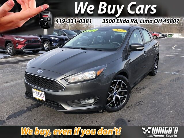 2018 Ford Focus SEL Lima OH
