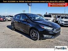 2018_Ford_Focus_SEL_ Pampa TX