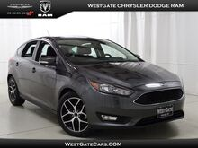 2018_Ford_Focus_SEL_ Raleigh NC