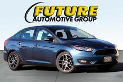 2018_Ford_Focus_SEL_ Roseville CA