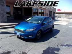 2018_Ford_Focus_SEL Sedan_ Colorado Springs CO