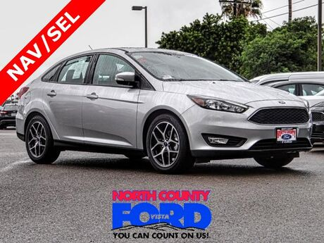 2018 Ford Focus SEL Vista CA