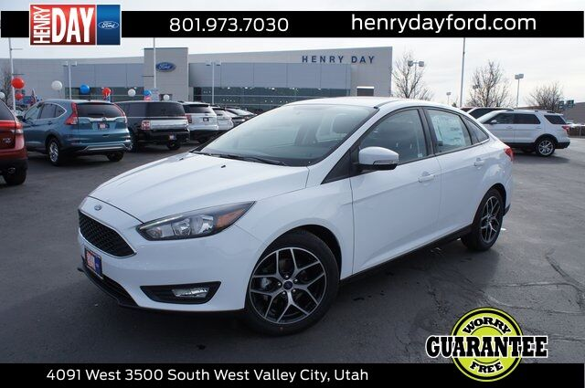 2018_Ford_Focus_SEL_ West Valley City UT