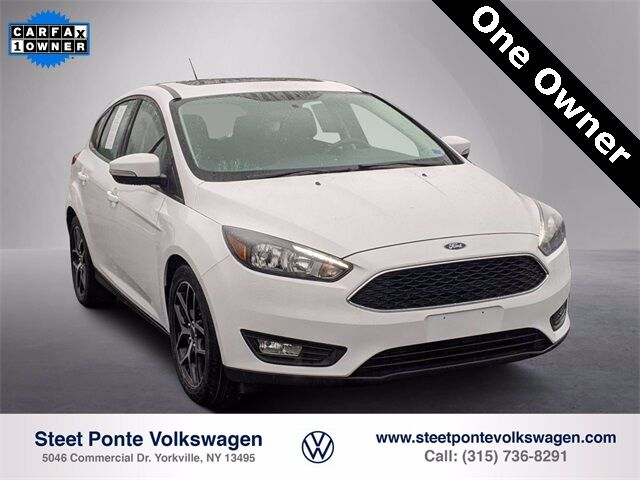 2018 Ford Focus SEL Yorkville NY