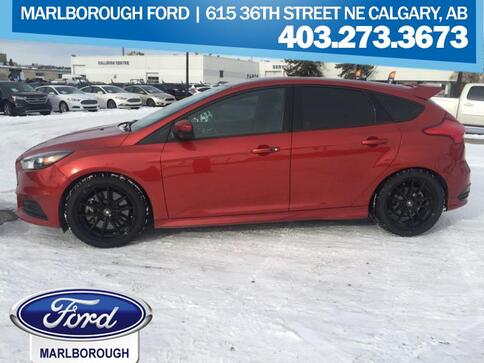 2018_Ford_Focus_ST  - Certified - Low Mileage_ Calgary AB