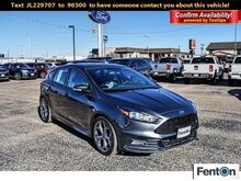 2018_Ford_Focus_ST_ Pampa TX