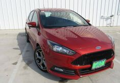2018_Ford_Focus_ST_ Paris TX