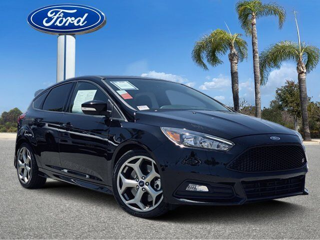 2018_Ford_Focus_ST_ Vista CA