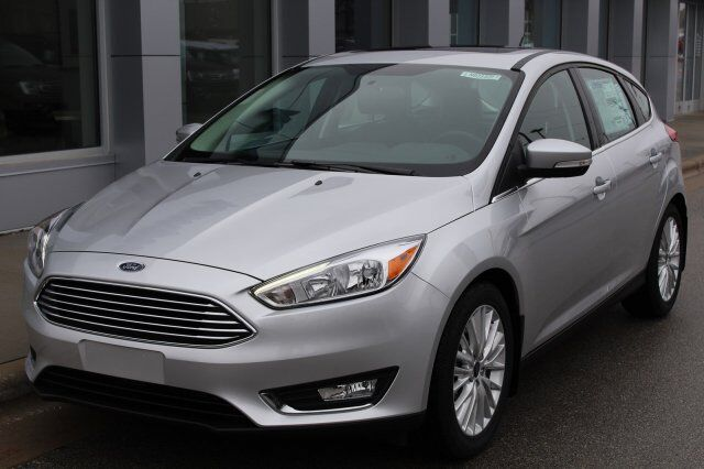 2018 Ford Focus Titanium Green Bay WI