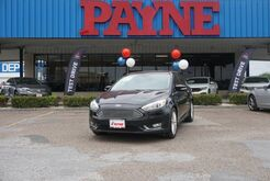 2018_Ford_Focus_Titanium_ Rio Grande City TX