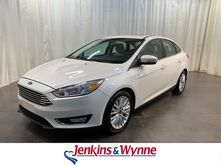 2018_Ford_Focus_Titanium Sedan_ Clarksville TN