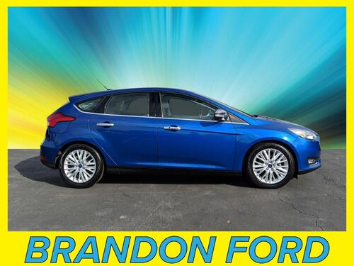 2018 Ford Focus Titanium Tampa FL