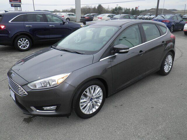 2018 Ford Focus Titanium West Salem WI