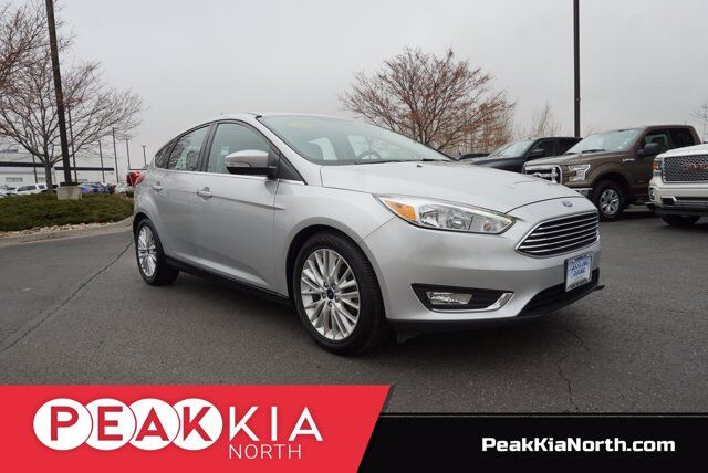 2018 Ford Focus Titanium Windsor CO