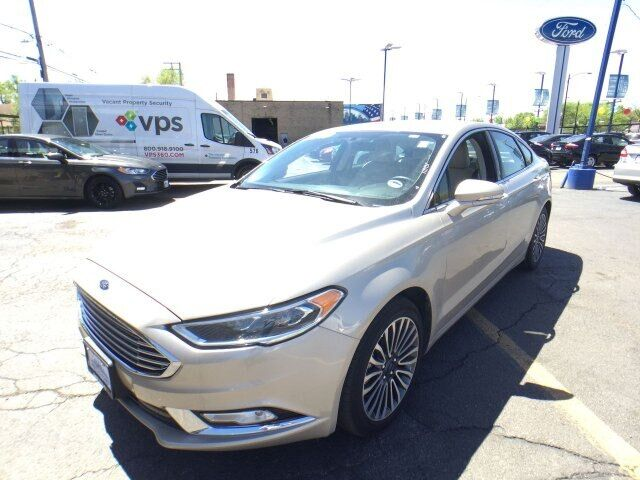 2018 Ford Fusion  Chicago IL
