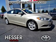 2018 Ford Fusion  Janesville WI