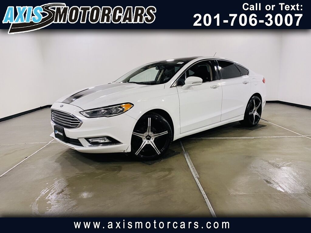2018 Ford Fusion Jersey City NJ