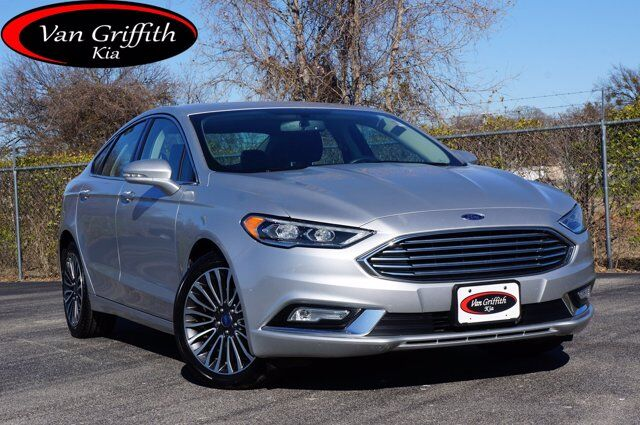 2018 Ford Fusion ECO AWD Granbury TX