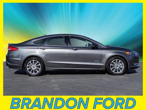 2018 Ford Fusion Energi  Tampa FL