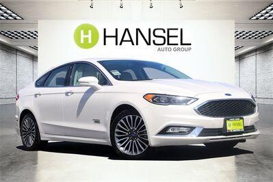 2018_Ford_Fusion Energi_Platinum_ Santa Rosa CA