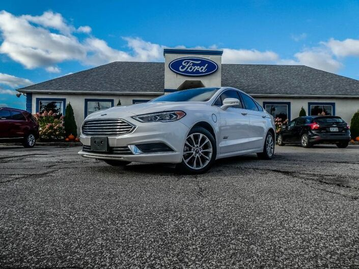 2018 Ford Fusion Energi SE- LEATHER- NAVIGATION- HYBRID- BACKUP CAMERA- BLUETOOTH Essex ON