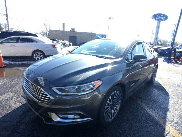 2018 Ford Fusion Hybrid  Chicago IL