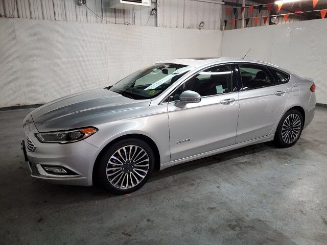 2018 Ford Fusion Hybrid  Oroville CA