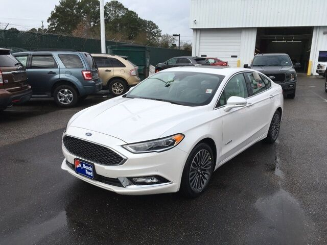 2018 Ford Fusion Hybrid Platinum Suffolk VA