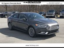 2018_Ford_Fusion Hybrid_Platinum_ Watertown NY