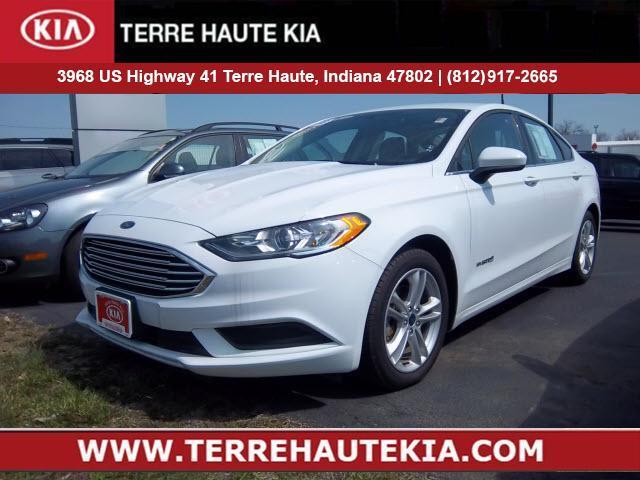 2018 Ford Fusion Hybrid S FWD Terre Haute IN