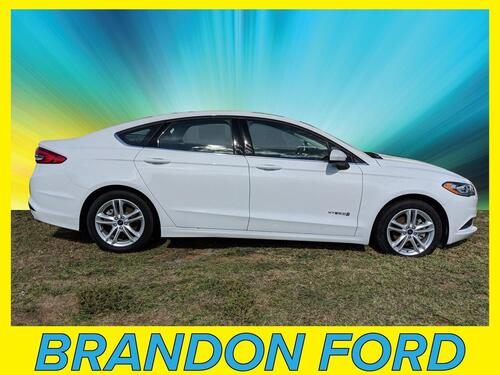 2018 Ford Fusion Hybrid S Tampa FL
