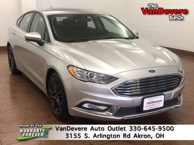 2018 Ford Fusion Hybrid SE Akron OH